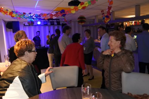 Feestavond april 2016